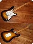 Fender Stratocaster FEE0636 1955 Sunburst