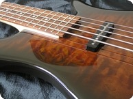 Wreck Guitars W MInor 5 JJ 2016 Old Violin Burst