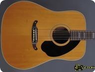 Ibanez Concord 647 Fender Kingman 1976 Natural