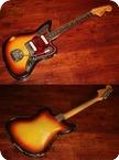 Fender Jaguar FEE0921 1964 Sunburst