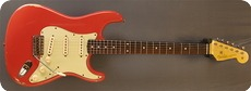 Fender Custom Shop Relic Stratocaster 1960 Fiesta Red