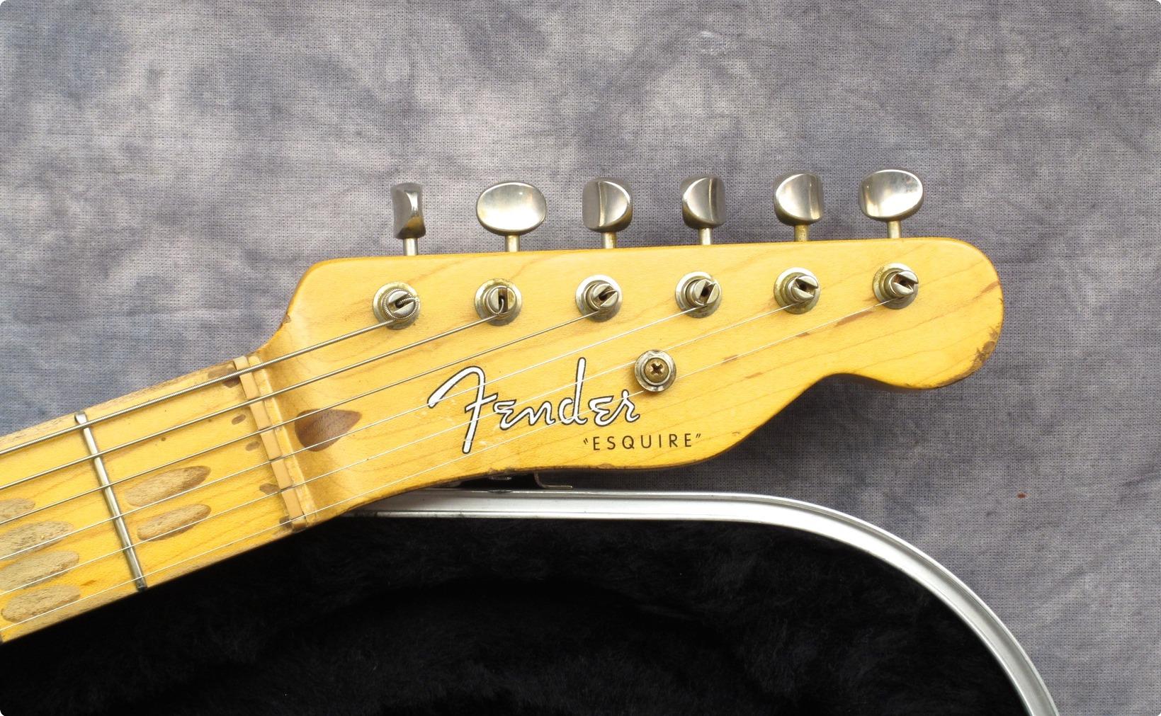 Nash Guitars Jeff Beck Esquire 2012 Butterscotch Blonde Guitar For ...