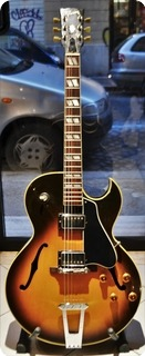 Gibson Es 175 D 1989 Sunburst