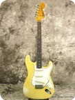 Fender Stratocaster 1968 Olympic White Refinished