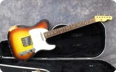 Nash Guitars T 63 2013 Sunburst