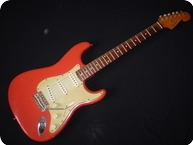 Fender Custom Shop 1960 Relic Stratocaster 2001 Fiesta Red