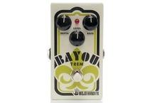 Mojo Hand FX Bayou Trem 2016