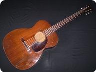 Martin 0017 1951 Mahogany