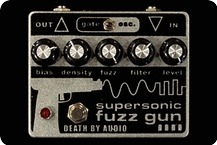 Death By Audio Supersonic Fuzz Gun 2016