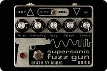 Death By Audio Supersonic Fuzz Gun 2016