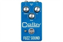 Earthquaker Devices Colby Fuzz 2016