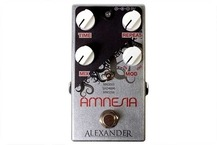 Alexander Pedals Amnesia Delay 2016