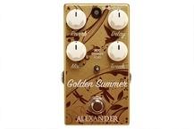 Alexander Pedals Golden Summer Reverb 2016