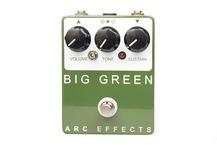 ARC Effects Big Green 2016