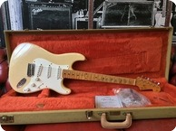 Fender Cunetto Stratocaster 1999 Blonde