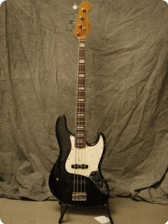 Fender '66 Jazzbass 1966 Black