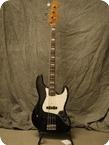 Fender 66 Jazzbass 1966 Black