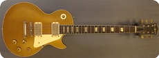 Real Guitars Custom Build 57 Goldtop 2016 Goldtop