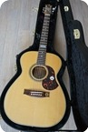 Maton EBG 808 TE Tommy Emmanuel 2016 Natural Satin Finish