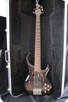 Ibanez BTB 5 Strings 2000 Wine Red