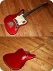 Fender-Jaguar  (FEE0923)-1964-Candy Apple Red