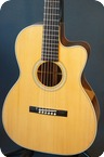 Julius Borges OOO 28 12fret Cutaway 2003 Natural