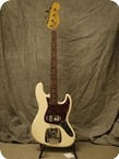 Fender Jazzbass Olympic White