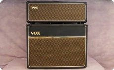 VOX JMI AC30T Super Twin 1964 Black Tolex