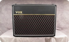 VOX JMI AC30 Treble Model 1964 Black Tolex