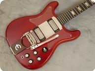 Epiphone Crestwood Custom 1962 Cherry Red