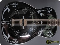 Dobro Model 33 H 1979 Steel Hawaiian Motives