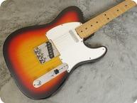 Fender Telecaster 1969 Sunburst