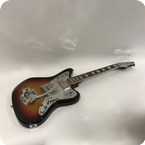 Supernovafx Fender Jaguar 001 2015 Sunburst