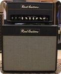 Real Guitars Eddie 50 2016 Black Tolex
