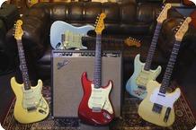 Fender Vintage Stratocaster Telecaster 1964
