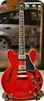 Gibson ES 335 Dot Reissue 1996 Cherry