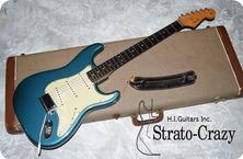 Fender Stratocaster 1964 Lake Placid Blue