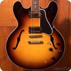 Gibson Custom Shop ES 335 2014 Vintage Sunburst