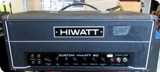Hiwatt Custom 50 DR504 1976 Black
