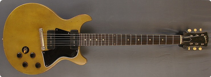 Gibson Les Paul Special 1959 Smokey Tv Yellow