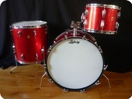 Ludwig Superclassic 1968 Red Sparkle