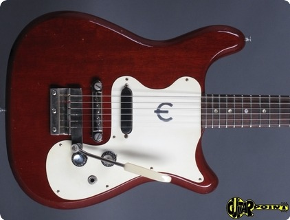 Epiphone Olympic 1965 Cherry