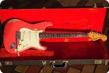 Fender Vintage Stratocaster 1971 Fiesta Red
