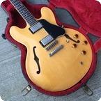 Gibson ES335 Dot 1981 Blonde