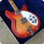 Rickenbacker 360 12 1965 Fireglo