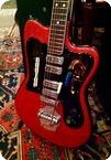 Crucianelli 40 V 1964 Red Sparkle