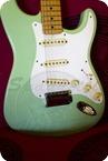 Fender American Vintage 57 Reissue Stratocaster 1990 Surf Green