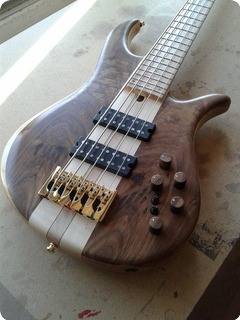 Wreck Guitars Vb 5 Hh 2017 Natural