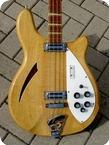 Rickenbacker 4005 Bass 1967 Mapleglo