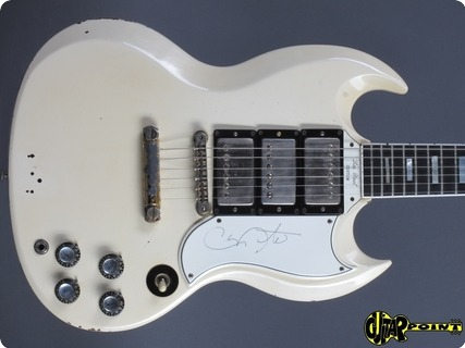 Gibson Les Paul / Sg Custom 1961 White